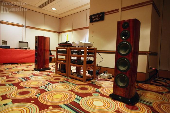 Acoustic System Tango & KAI180