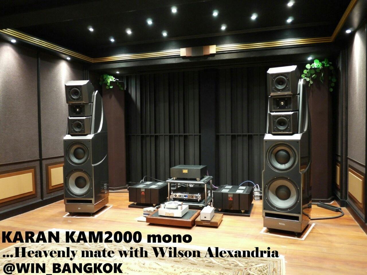 Wilson Alexandria Mk2 + KAM2000 - 1