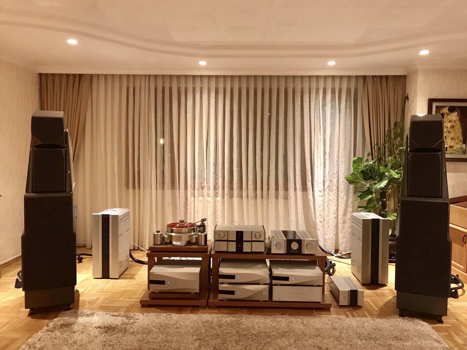 Wilson Audio Maxx3 + KA PH Ref